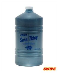 Sure Thing : Desodorante y desinfectante de ambiente, líquido, biodegradable, altamente concentrado.  para uso en oficinas, restaurantes, hoteles, gimnasios, automóviles etc.