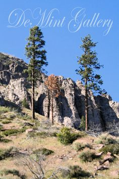 Passing the Pass Wall Grouping Mountain Donner by DeMintGallery