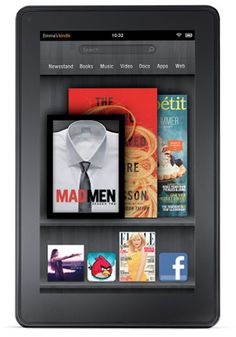 Amazon Kindle Fire tablet unveiled: Android-based, 7-inch display, $199 price tag