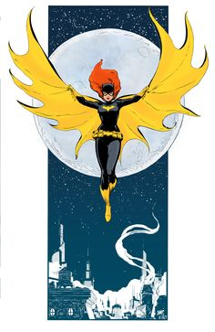 Batgirl - Paul Smith, Colors: Gerry Turnbull