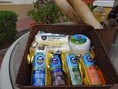 Foto de los productos que ofrece quesos Beee.