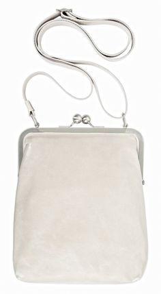 musthave Handtasche aus Leder für Damen Brauttasche Abendtasche kleine Bügeltasche #Tasche