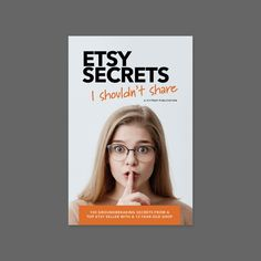 A new book for #etsy shops and sellers with 100 unconventional tips. From a 12-year seller with over 45,000 product sales, you'll learn tricks you haven't seen before. Click to learn more. #etsy #etsytips Business Planning, Business Ideas, Etsy Business, Marketing, Sell Items, Money Management, The Secret, How To Make Money, Etsy Shop