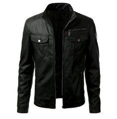Leather Fashion, Leather Men, Leather Jacket, Mens Fashion, Biker Fashion, Black Leather, Biker Style, Jacket Style, Motorcycle Jacket
