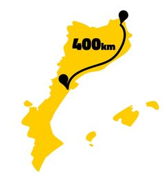 #CatalanWay (11th September 2013) 1.600.000 persons in a human chain for the self-determination and the independence of Catalonia