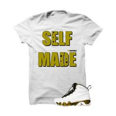 "Self Made Militia Green White T Shirt. The Self Made Militia Green White T Shirt is a premium quality sneakerhead t shirt. It matches with the Air Jordan Retro 9 ""Copper Statue"" Sneakers.***************************************************************illCurrency is a premium quality custom streetwear and sneakerhead clothing brand. For custom t shirts email: orders@illcurrency.comFOLLOW US ON INSTAGRAM: @illCurrencyFOLLOW US ON TWITTER: @ill_CurrencyLIKE US ON FACEBOOK: …"