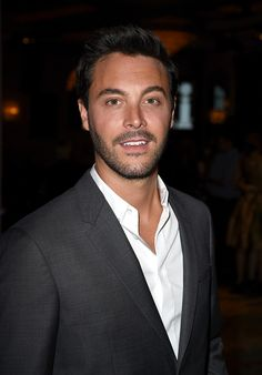 This photo of Jack Huston gives me goosebumps.