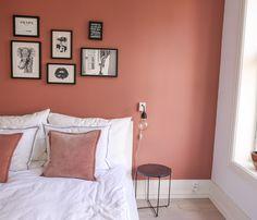 Bilderesultat for warm blush jotun Work Surface, Modern Kitchen Design, Sweet Home, Gallery Wall, Colours, Blush, Bedroom Colors, Furniture, Space