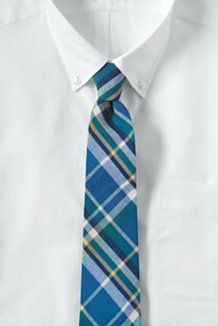 Men's Summer Madras Necktie Cost
