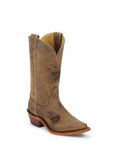 Women's Kansas Jayhawks Branded Boot