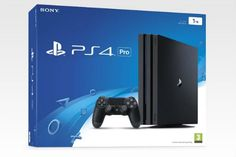 Sony PlayStation 4 Pro console offers more powerful GPU, faster CPU, 4K resolution and HDR: http://amzn.to/2cGO4C6