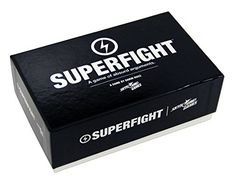 Card Games - SUPERFIGHT The Card Game Core Card Deck >>> You can get more details by clicking on the image.