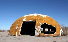 The Domes, near Casa Grande, Arizona: People report seeing shadowy figures, hearing whispers, and even the sounds of children screaming. Others report weird vibrations, tapping noises on cars and uneasy feelings.