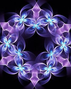 Check Out These Arts And Crafts Tips. New ideas can help you go in many different directions. Butterfly Wallpaper, Galaxy Wallpaper, Wallpaper Backgrounds, Wallpapers, All Things Purple, Fractal Art, Mandala Art, Violet, Flower Art
