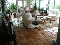 38 Stunning Terracotta Tiles Interior Design You are in the right place about warm home decor apartm