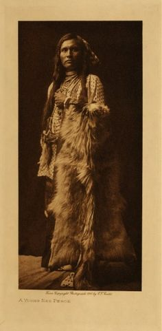 A Young Nez Perce