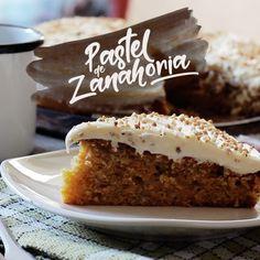 Pastel de zanahoria. Receta en video Dessert Recipes, Desserts, Sweets, Healthy, Food, Cakes, Quinoa Salad, Pizza Recipes, Oat Cookies