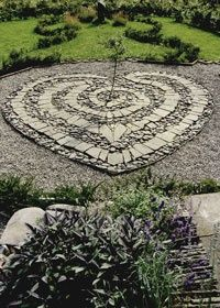 Stone Heart great for court yard