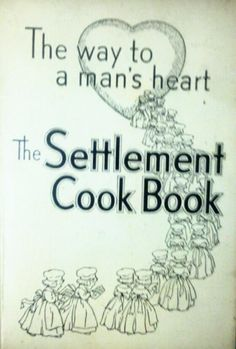 77 best health fitness images on pinterest big books good books the settlement cookbook by simon kander this is a 1944 hardcover fandeluxe Image collections