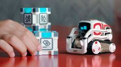 Cozmo, un robot mascota que parece salido de Pixar on Yavia Noticias http://blog.yavia.com.mx