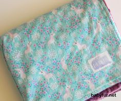 "PURCHASED. Unicorn Minky Blanket- Baby Girl Unicorn Blanket- Purple and Aqua Blanket- Crib Bedding- Nursery Bedding- Stroller Blanket- Size 42 x 35"" - http://babyfur.net/unicorn-minky-blanket-baby-girl-unicorn-blanket-purple-and-aqua-blanket-crib-bedding-nursery-bedding-stroller-blanket-size-42-x-35.html"