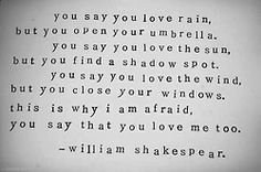 I've never held an umbrella in my life, never sit in the shade except when it is blistering, and love the wind unless it rasps at my skin and hurts (which is only a problem the past years). I am confident in my statement of affection.