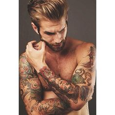 André Hamann TattooStage.com - Rate & Review your tattoo artist and his studio. #tattoo #tattoos #ink