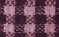 30 Free Knitting Stiches Including this Amazing Gingham Stitch
