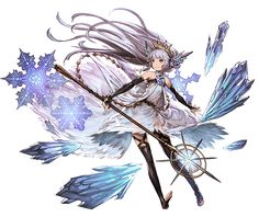 Lily | THEATRE | Granblue Fantasy