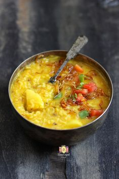 Dal Khichdi Recipe (in pressure cooker) ш