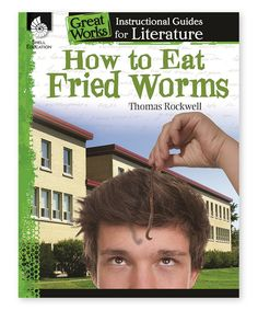 How to eat fried worms book club meeting school end of the year how to eat fried worms book club meeting school end of the year pinterest school ccuart Choice Image