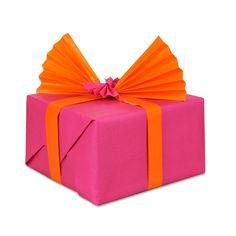 Inpakpapier Dubbelzijdig Oranje/Roze, 3 mtr online kopen | Lobbes.nl