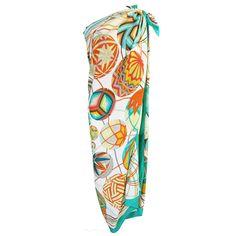 Recent Huge 140cm Cashmere & Silk Hermes Scarf | See more vintage Scarves at http://www.1stdibs.com/fashion/accessories/scarves in 1stdibs