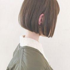 ヘアカタログ LALAさんはInstagramを利用しています:「ボブヘアカタログ*  -素敵なヘアスタイルをRepostでご紹介させて頂いてます。写真はご本人様に【掲載許諾】をとっております-  @masakazutsumura…」 Short Bob Haircuts, Bob Hairstyles, Hair Inspo, Hair Inspiration, Hair Job, Korean Short Hair, Hair Arrange, Girl Short Hair, Dream Hair