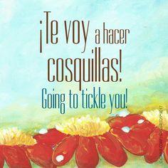¡Las gotas del rocío en mis pies me hacen #reír! #Cosquillas #Risas Dew drops in my toes make me #giggle! #tickes #Laughter #Nanaritos