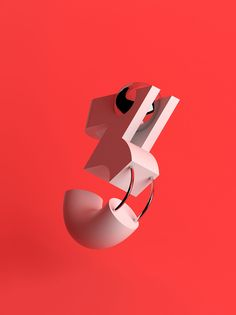 Wired — Typographic Numbers on Behance