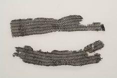 Silver tissue. Silver. Originally fastened on textiles. Hoard find,  Austers, Hangvar, Gotland, Sweden.  SHM 2309  See also kulturarvsdata.se/shm/object/html/371957