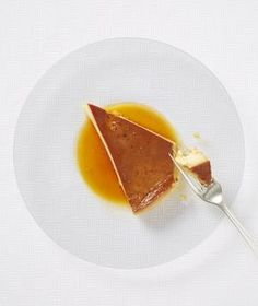 Get this easy flan recipe to serve at your next dinner party.