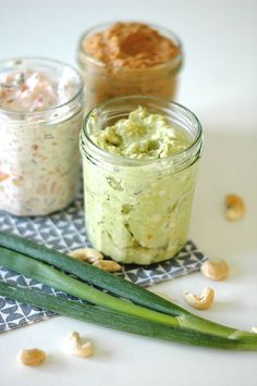 3 gezonde spreads voor op de boterham