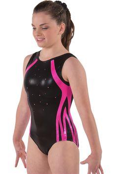 Vivid Leotard by Sylvia P $68AUD #sylviapgym #gymnastics #leotards