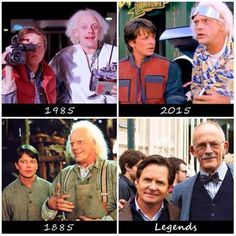 Find images and videos about Back to the Future, marty mcfly and michael j. Future Memes, Future Quotes, Bad Luck Brian, Marty Mcfly, Geek Movies, Old Movies, Movie Stars, Movie Tv, Science Fiction