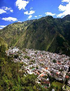 Travel Pedia: Banos , Ecuador