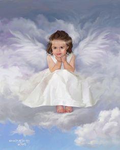 Angel #Paintings CorsettiDesign