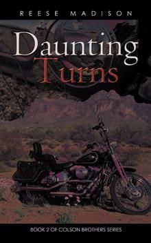 Daunting Turns Book 2 in Colson Brothers series. Just released today! Soon you can get it on Amazon and B :D