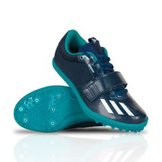 competitive price 23534 1e257 Adidas Jumpstar Allround Track And Field Spikes, Track Field, Long Jump,  Running Shoes