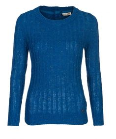 Candice Marlin  Price: € 39.00  Diesel ladies fleck cable sweater.