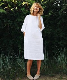 b13680daa97 off on clothing - linen. White Linen DressesWhite ...