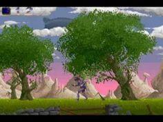 Shadow of the Beast music - Amiga