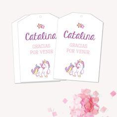 Kit imprimible Unicornio - tienda online