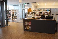 library circulation desk - Google Search